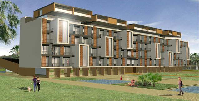 architettura concorso real estate rimini