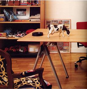 Fiorucci ufficio design operativo - tavolo