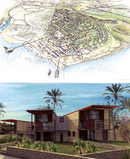 real estate concorso progetto architettura