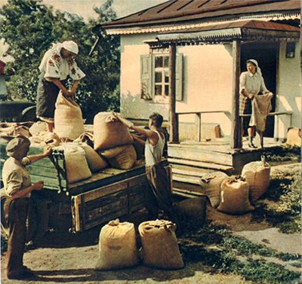 semina russia contadini lavoro